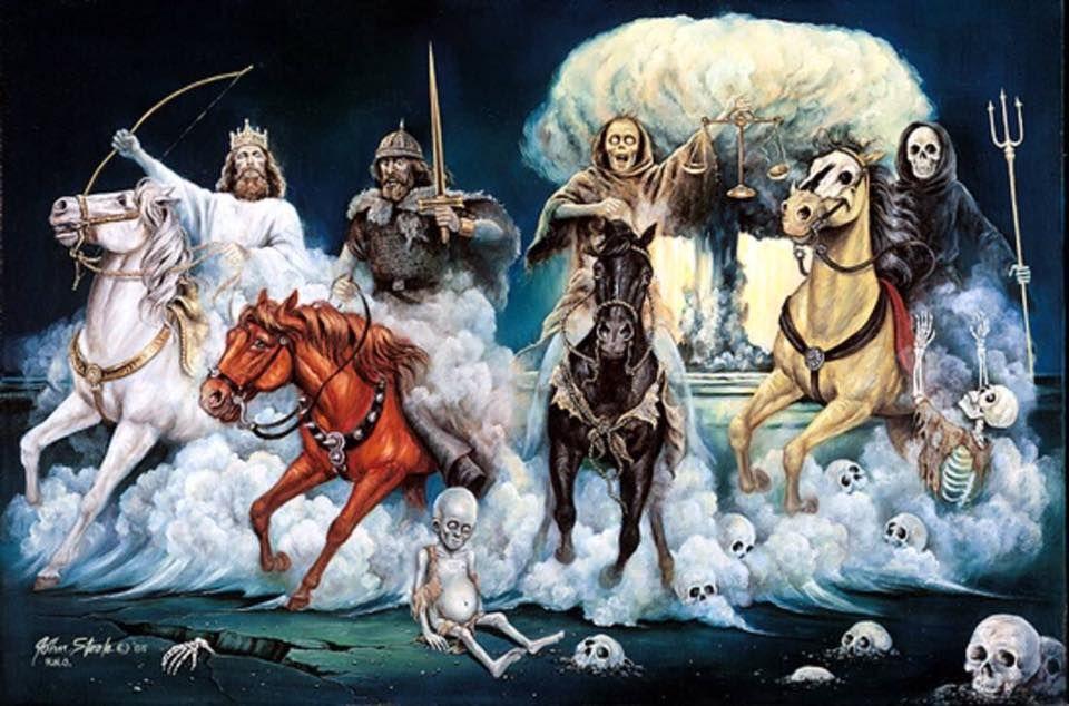 รีวิวหนัง The Four Horsemen of the Apocalypse